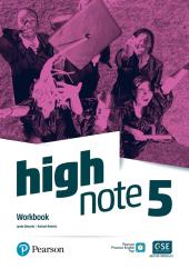 High Note 5 Workbook - фото обкладинки книги
