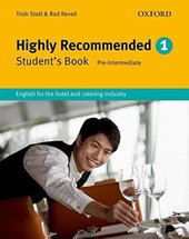 Highly Recommended New Edition 1: Student's Book (підручник) - фото обкладинки книги