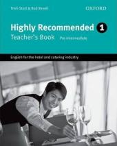 Highly Recommended New Edition 1: Teacher's Book (книга вчителя) - фото обкладинки книги