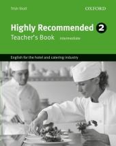 Highly Recommended New Edition 2: Teacher's Book (книга вчителя) - фото обкладинки книги