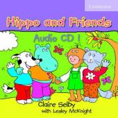 Hippo and Friends 1. Audio CD - фото обкладинки книги