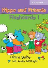 Hippo and Friends 1. Flashcards Pack of 64 (64 карток наочності) - фото обкладинки книги