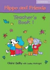 Hippo and Friends 1. Teacher's Book - фото обкладинки книги
