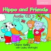 Hippo and Friends 2. Audio CD - фото обкладинки книги