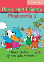 Hippo and Friends 2. Flashcards Pack of 64 (64 карток наочності) - фото обкладинки книги