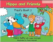 Hippo and Friends 2. Pupil's Book - фото обкладинки книги