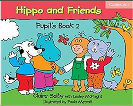 Hippo and Friends 2. Pupil's Book - фото книги