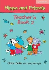 Hippo and Friends 2. Teacher's Book - фото обкладинки книги