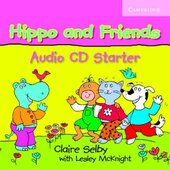Hippo and Friends Starter. Audio CD - фото обкладинки книги
