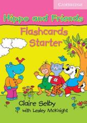 Hippo and Friends Starter. Flashcards Pack of 41 (41 карток наочності) - фото обкладинки книги