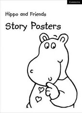 Hippo and Friends Starter. Story Posters Pack of 6 (6 плакатів) - фото обкладинки книги
