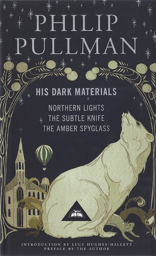 Книга His Dark Materials