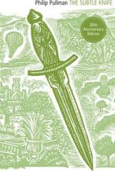 His Dark Materials. Book 2. The Subtle Knife - фото обкладинки книги