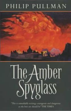 His Dark Materials. Book 3. The Amber Spyglass. Adult Edition - фото книги
