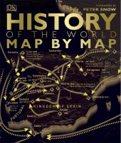 History of the World Map by Map - фото обкладинки книги