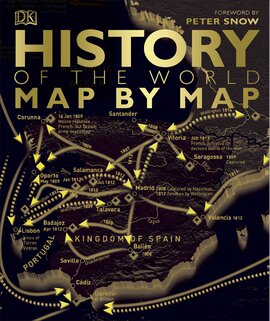 History of the World Map by Map - фото книги