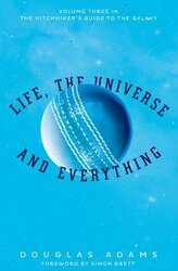 Hitchhiker's Guide. Life, the Universe and Everything. Book 3 - фото обкладинки книги