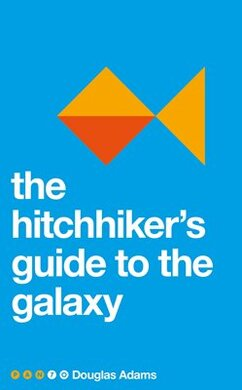 Hitchhiker's Guide. The Hitchhiker's Guide to the Galaxy. Book 1 - фото книги