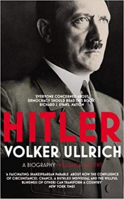 Hitler : Volume I: Ascent 1889-1939 - фото книги