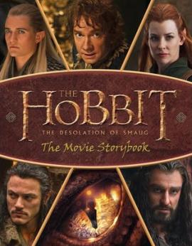 Hobbit: Desolation of Smaug (Movie Storybook) - фото книги