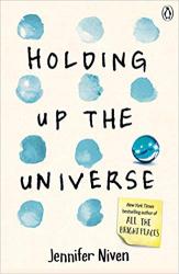 Holding Up the Universe - фото обкладинки книги