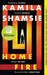 Home Fire - фото обкладинки книги
