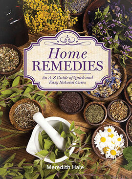 Home Remedies : An A-Z Guide of Quick And Easy Natural Cures - фото книги