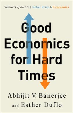 Хороша економіка для поганих часів - фото книги