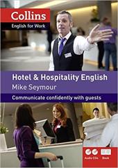 Hotel and Hospitality English : A1-A2 - фото обкладинки книги