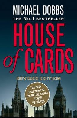 House of Cards - фото книги
