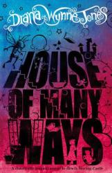 House of Many Ways - фото обкладинки книги