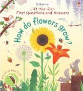 How Do Flowers Grow? - фото обкладинки книги