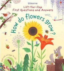 How Do Flowers Grow? - фото книги