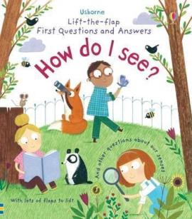 How Do I See? - фото книги
