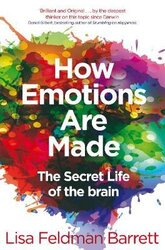 How Emotions Are Made. The Secret Life of the Brain - фото обкладинки книги