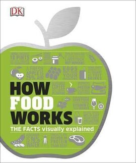 How Food Works : The Facts Visually Explained - фото книги
