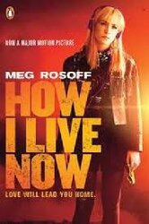 How I Live Now - фото обкладинки книги