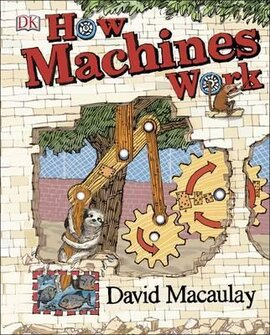 How Machines Work - фото книги