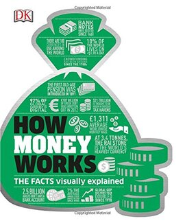 How Money Works: The Facts Visually Explained - фото книги