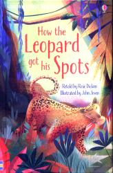 How the Leopard Got His Spots - фото обкладинки книги
