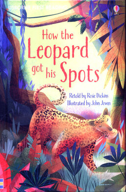 How the Leopard Got His Spots - фото книги