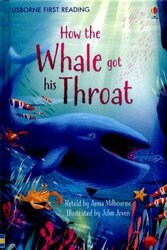 How The Whale Got His Throat - фото обкладинки книги
