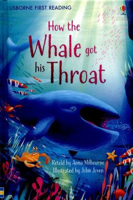 How The Whale Got His Throat - фото книги