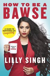 How to Be a Bawse: A Guide to Conquering Life - фото обкладинки книги