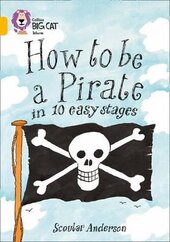 How to be a Pirate in 10 easy stages - фото обкладинки книги