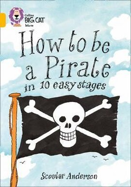 How to be a Pirate in 10 easy stages - фото книги