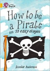 How to be a Pirate in 10 easy stages. Workbook - фото обкладинки книги