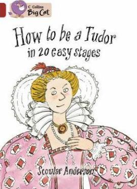 How to be a Tudor - фото книги