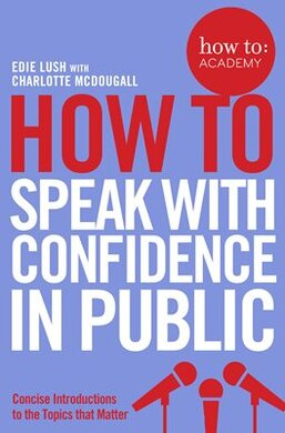 How To Speak With Confidence in Public - фото книги