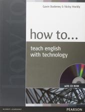 How to Teach English with Technology Book+CD New (підручник+аудіодиск) - фото обкладинки книги